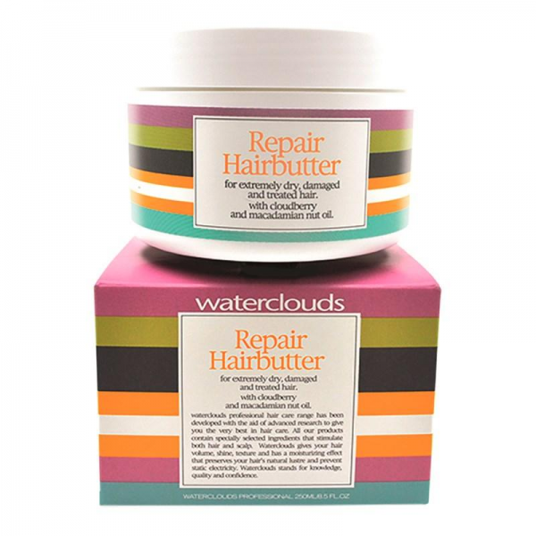 Waterclouds Repair Hairbutter plaukų kaukė, 250ml