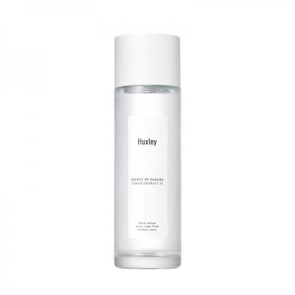 HUXLEY Mask Oil and Extract veido kaukė, 25 ml