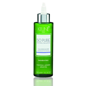Keune So Pure raminantis eliksyras CALMING ELIXIR, 150ml