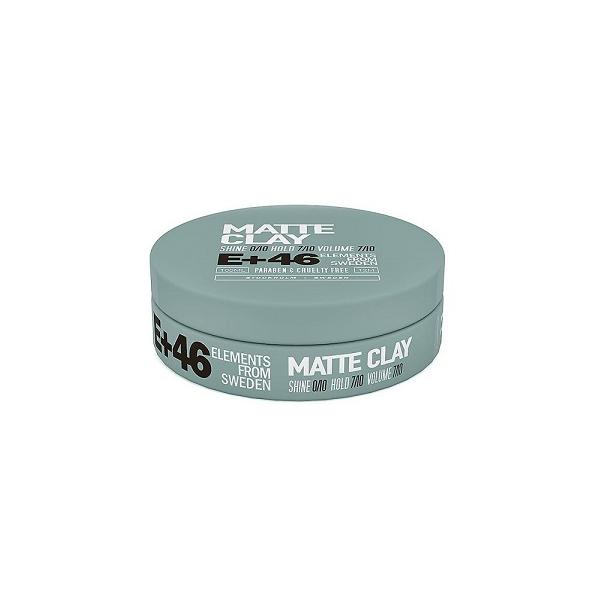 E+46 Matte Head plaukų vaškas, 100ml