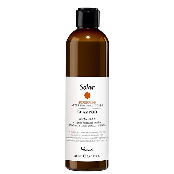 NOOK Solar plaukų fluidas, 150 ml