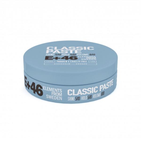 E+46 Styling Paste plaukų vaškas, 100ml