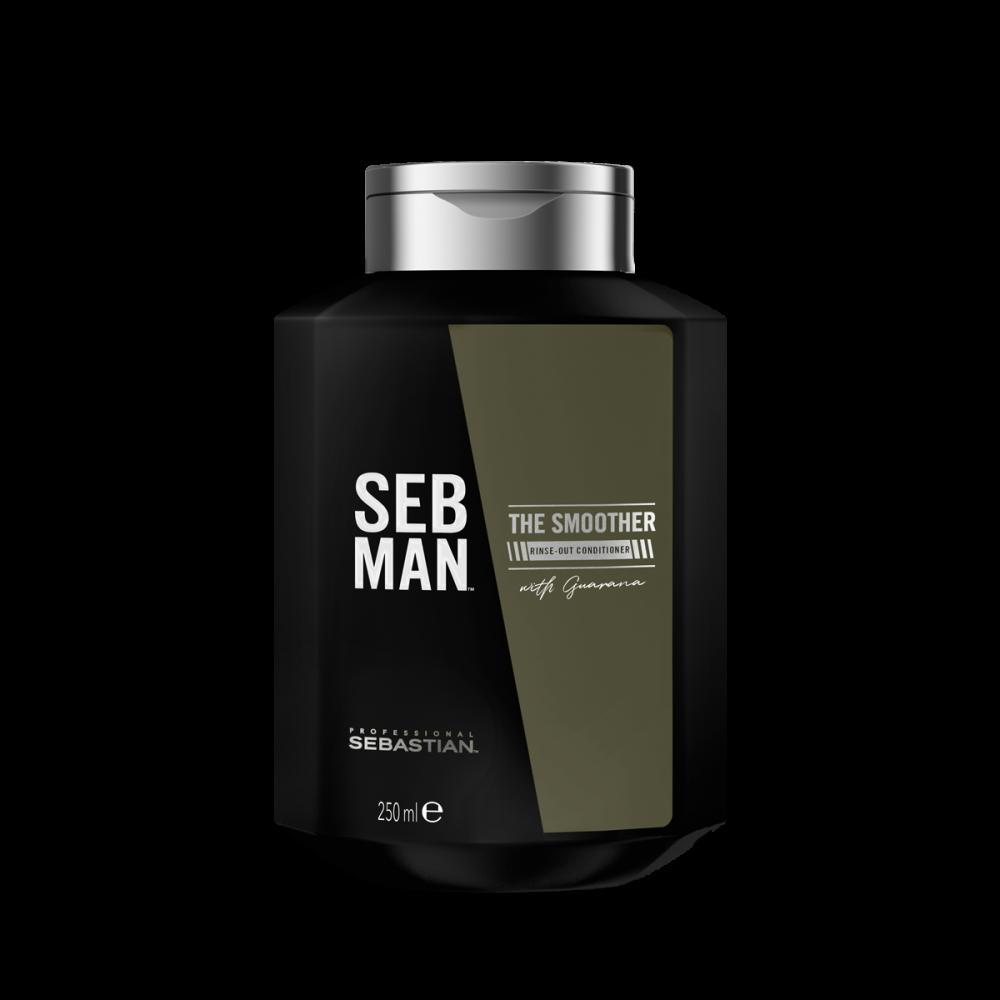 Sebastian Seb Man The Multitasker priemonė 3in1, 50 ml