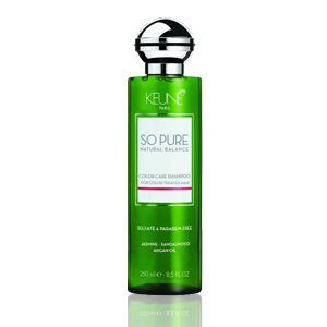Keune So Pure spalvą saugantis šampūnas COLOR CARE SHAMPOO, 250ml