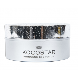 KOCOSTAR paakių kaukė Princess Eye Silver, 30 porų (dėžutė)