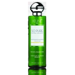 Keune So Pure drėkinamasis šampūnas MOISTURIZING SHAMPOO, 250ml