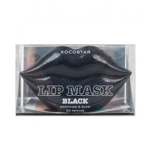 KOCOSTAR lūpų kaukė Black Cherry  20 vnt.