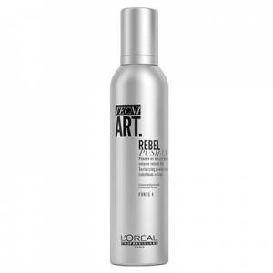L'Oreal Professionnel Tecni Art Rebel Push up purškiama pudra, 250ml
