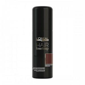 L'oreal Professionnel Hair Touch Up šaknų maskuojamoji priemonė (tamsiai ruda), 75ml