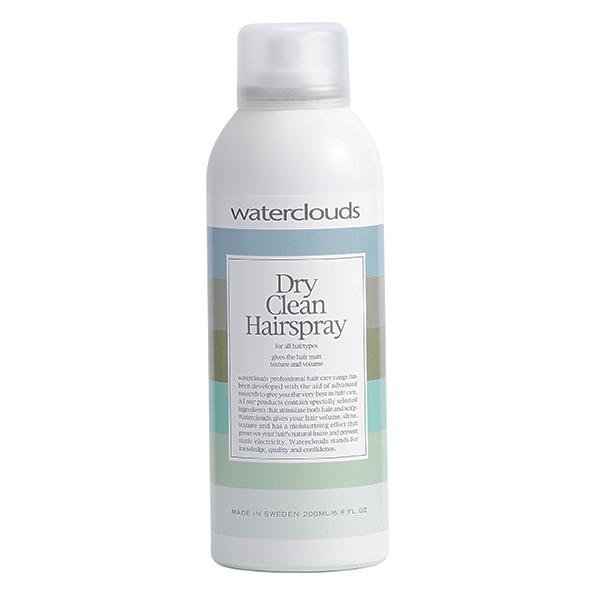 Waterclouds Volume Dry clean Hairspray plaukų šampūnas, 200ml