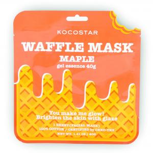 KOCOSTAR Waffle Maple kaukė, 40g