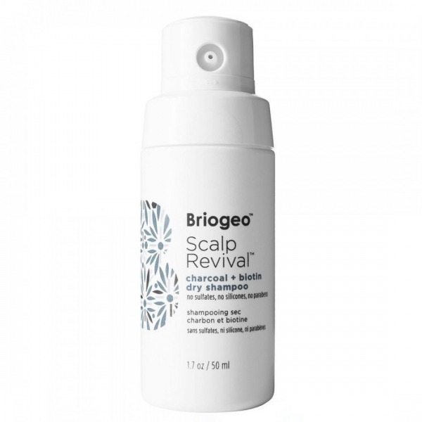 Briogeo Scalp Revival™ Charcoal + Tea Tree  raminantis losjonas skalpui, 30ml