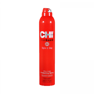 CHI Thermal Styling Enviro Flex Firm Hold stiprios fisacijos plaukų lakas,  340ml