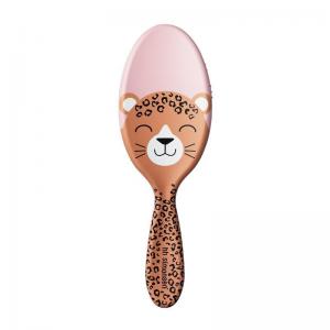 HH Simonsen Wonder Brush KIDS plaukų šepetys  Leopardas