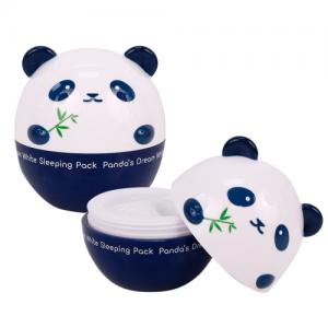 Tonymoly Panda's Dream naktinė veido kaukė, 50g