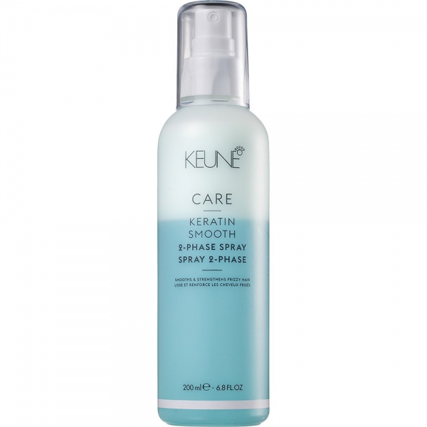 Keune Care Line Keratin Smooth dvifazis purškiklis, 200ml