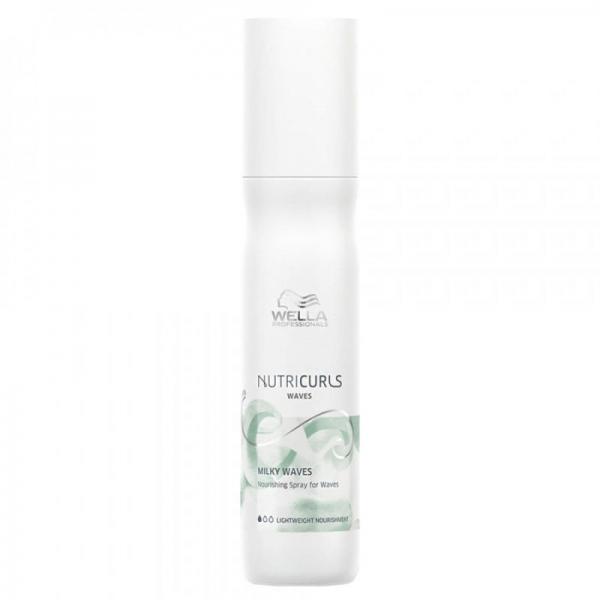 Wella Nutricurls for Waves garbanotų plaukų šampūnas, 250 ml