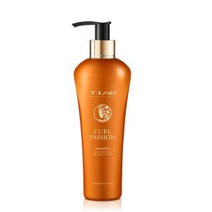 T-LAB Curl Passion šampūnas garbanėms, 250 ml