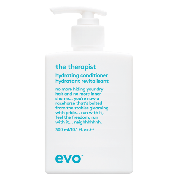 EVO The Therapist raminamasis šampūnas, 300 ml