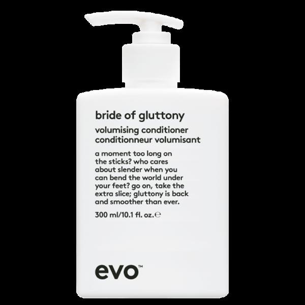 EVO Gluttony apimties suteikiantis šampūnas, 300 ml