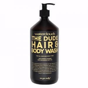 Waterclouds The Dude Hair&Body šampūnas, 1000ml
