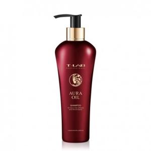 T-LAB Aura Oil plaukų šampūnas, 300 ml
