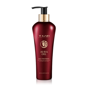 T-LAB Aura Oil plaukų kaukė, 300 ml