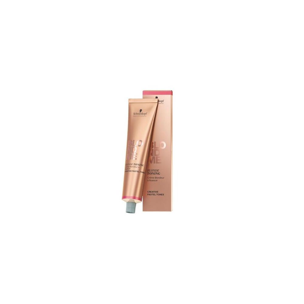 Schwarzkopf Professional BlondMe Toner (smėlio) tonavimo kremas, 60ml