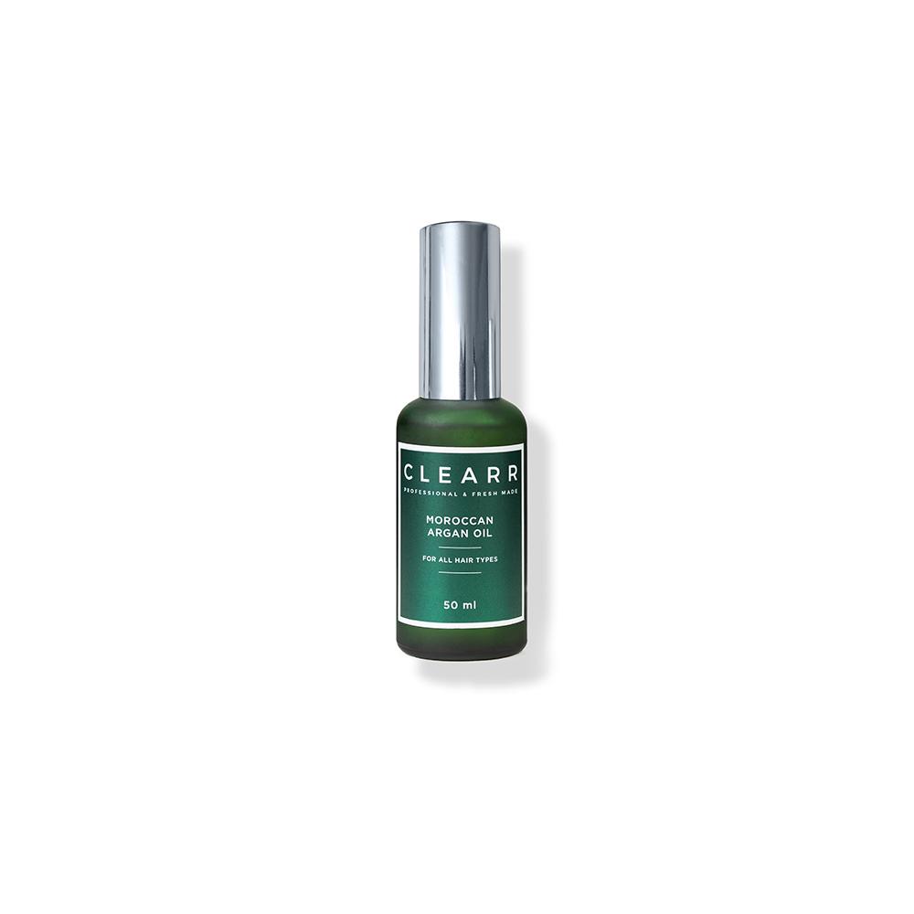 CLEARR plaukų aliejus, 50 ml