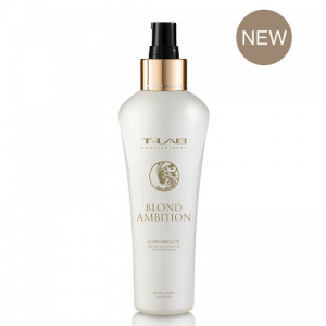 T-LAB Blond Ambition serumas šviesiaplaukėms, 150 ml