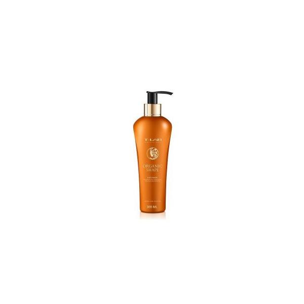 T-LAB Organic Shape fluidas  garbanotiems plaukams, 130ml