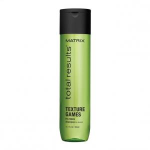 Matrix Texture Games šampūnas, 300ml