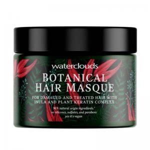 Waterclouds Botanical intensyviai maitinanti plaukų kaukė su keratinu, 200 ml