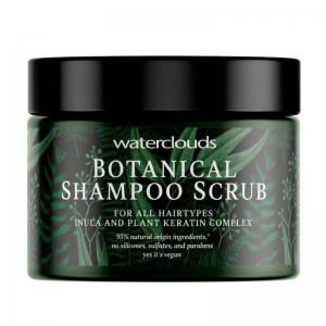Waterclouds Botanical šveičiamasis plaukų šampūnas, 200ml