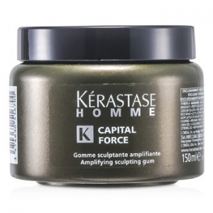 Kerastase Homme Capital Force plaukų formavimo guma, 150ml