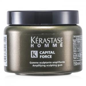 Kerastase Homme Capital Force plaukų formavimo guma, 150ml