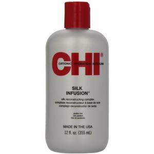 CHI Silk Infusion šilkas plaukams, 355ml