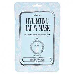 KOCOSTAR Happy Mask kaukė Vitamin su vitaminu C, 1 vnt.