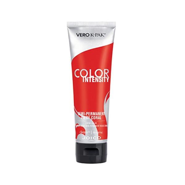Joico Vero K-Pak Color Intensity plaukų dažai Fiery Coral, 118ml