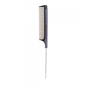 DENMAN D27 Pocket Comb Black plaukų šepetys