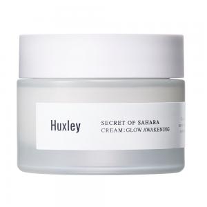 HUXLEY Glow šviesinamasis veido kremas, 50 ml