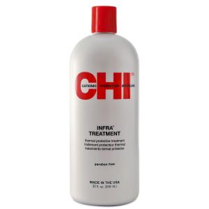 CHI Infra Treatment kaukė dažytiems plaukams,  946ml