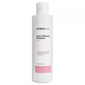 MORRIS HAIR Color Defense šampūnas dažytiems plaukams, 250 ml