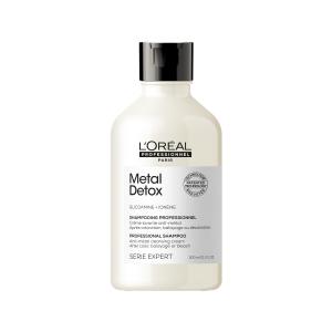 L'oreal Professionnel Metal Detox šampūnas, 300ml