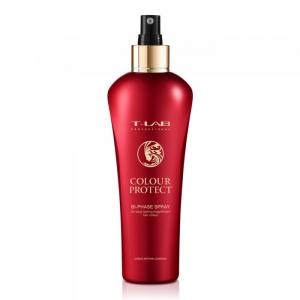 T-LAB Total Protect dažytų plaukų kaukė, 300 ml