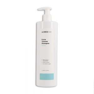 MORRIS HAIR Extra Volume šampūnas ploniems plaukams, 1000 ml