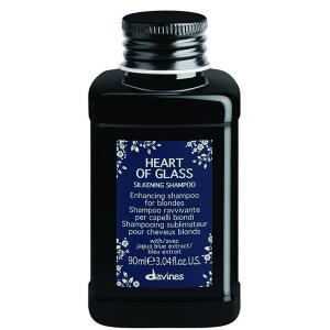 Davines heart Of Glass šampūnas šviesiaplaukėms, 90 ml
