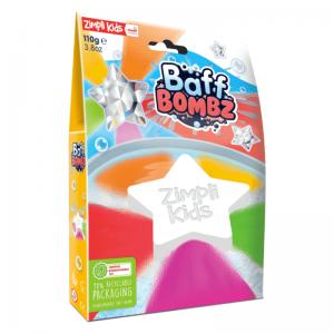 Zimpli Kids šnypščianti vonios bomba debesėlis, 110 g