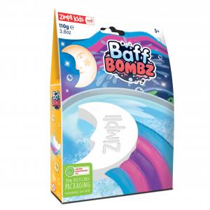 Zimpli Kids šnypščianti vonios bomba žvaigždė, 110 g